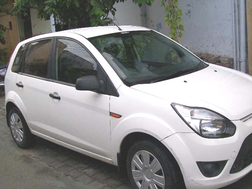Old Ford Figo Diesel Car