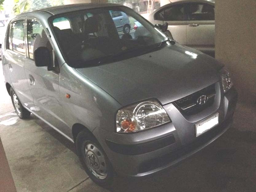 Old Santro Xing car in pune - Used Car In India