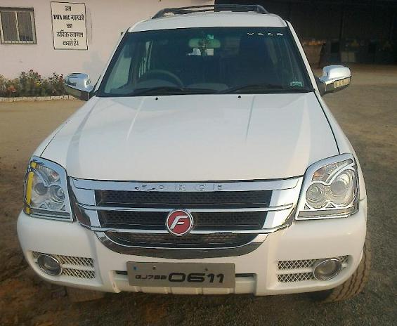 Used Force one car in Ahmedabad