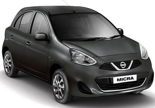 used Nissan Micra XL
