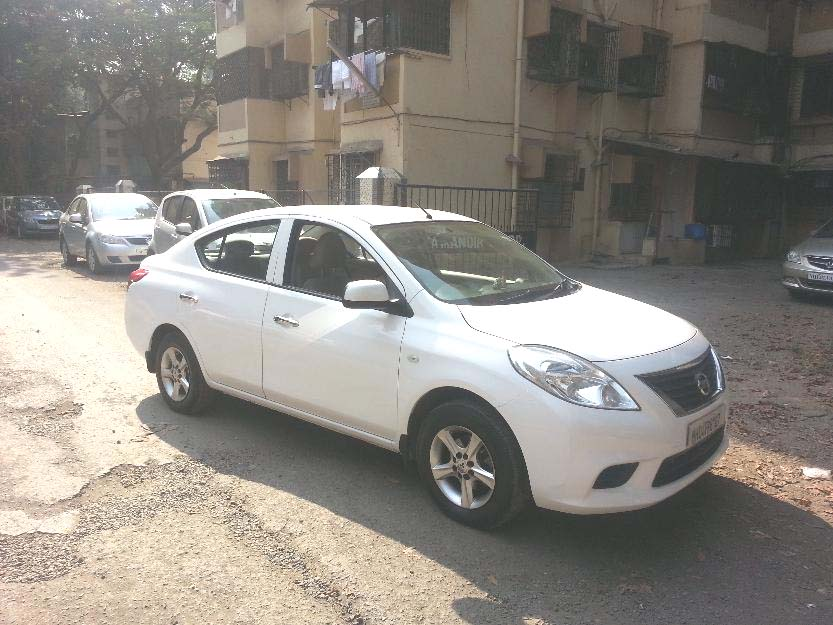 Used 2012 nissan sunny xl diesel model in Mumbai - Used Car In India