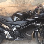 Used yamaha r15 bike in only 35000 Rs