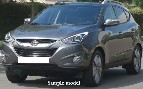 used Hyundai Tucson in pune