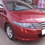 Used Honda city S model in latur