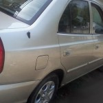 Used hyundai accent car for sale in latur city