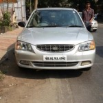 Cheap Second hand used hyundai accent in Mumbai