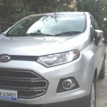 New condition Ecosport car for sale in latur