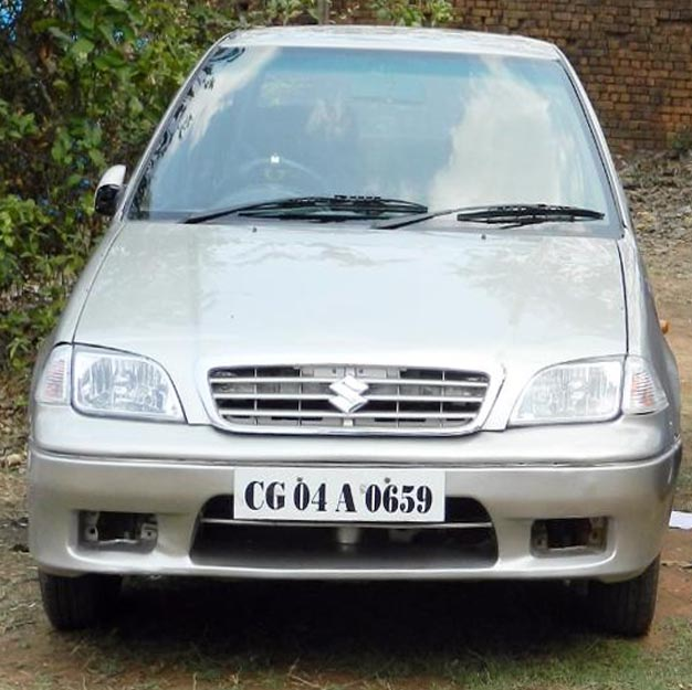 Used car in Dhamtari district