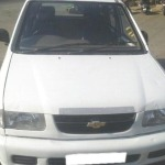 Used Chevrolet Tavera Cars in Nanded