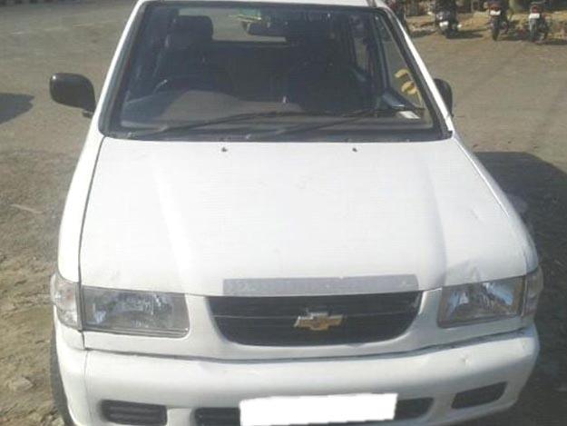 Used Chevrolet Tavera Cars In Nanded