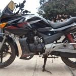Karizma bike in Bomikhal