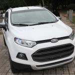 Pre owned Ecosport titanium car in surat