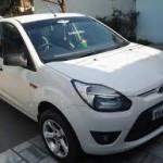 Ford figo car in thangmeiband imphal