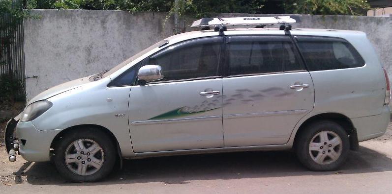 Used innova in Dhantoli, Nagpur