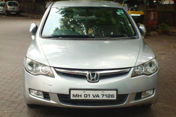 Honda Civic Models in India 2006 Model Honda Civic
