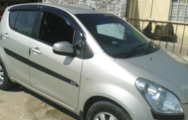 Used Ritz zxi car in Shillong