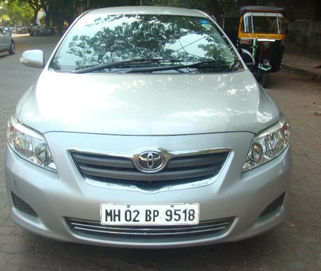 Used Toyota Altis in Mumbai