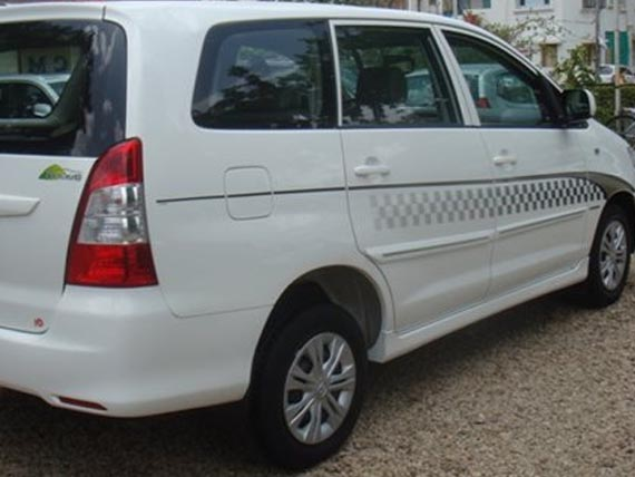 Used innova car in Secunderabad