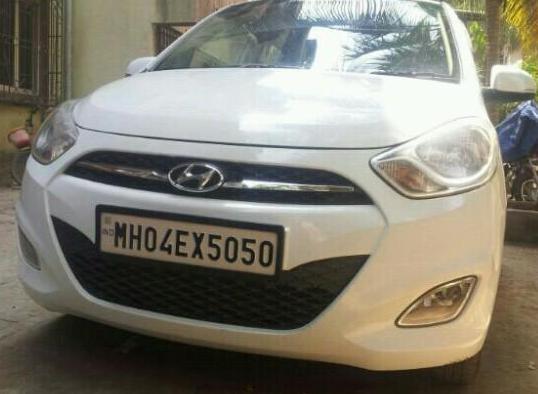 used Hyundai i10 car in Kalyan