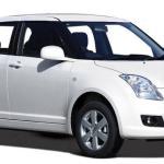 Swift car in Tinsukia