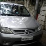 Second hand Mahindra logan car in Andheri East