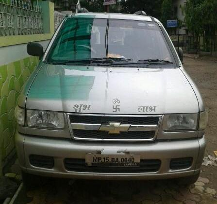 Used Chevrolet Tavera in Sagar MP