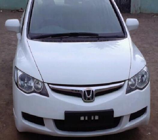 Used Honda civic in Pondicherry