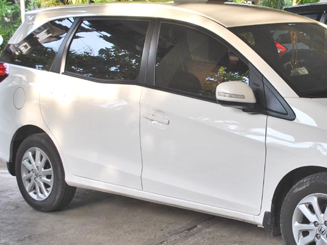Used Honda mobilio car in pune