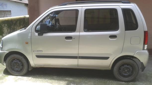 Used Maruti Suzuki Wagon R in Jalpaiguri