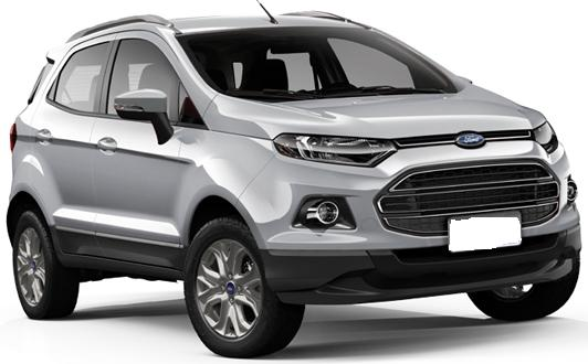 Pre Owned Ford Ecosport Car In Pitampura