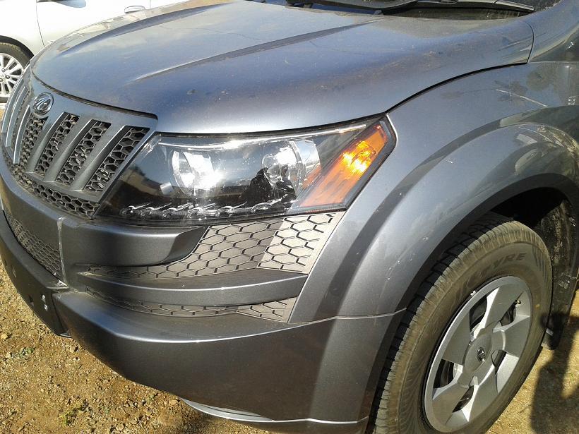 Mahindra XUV500 car hd pic