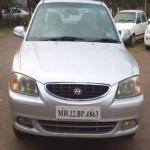 Pre owned Hyundai Accent car in nashik