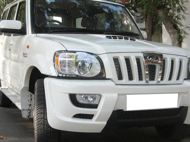 Used Mahindra Scorpio VLX car in Kozhikode