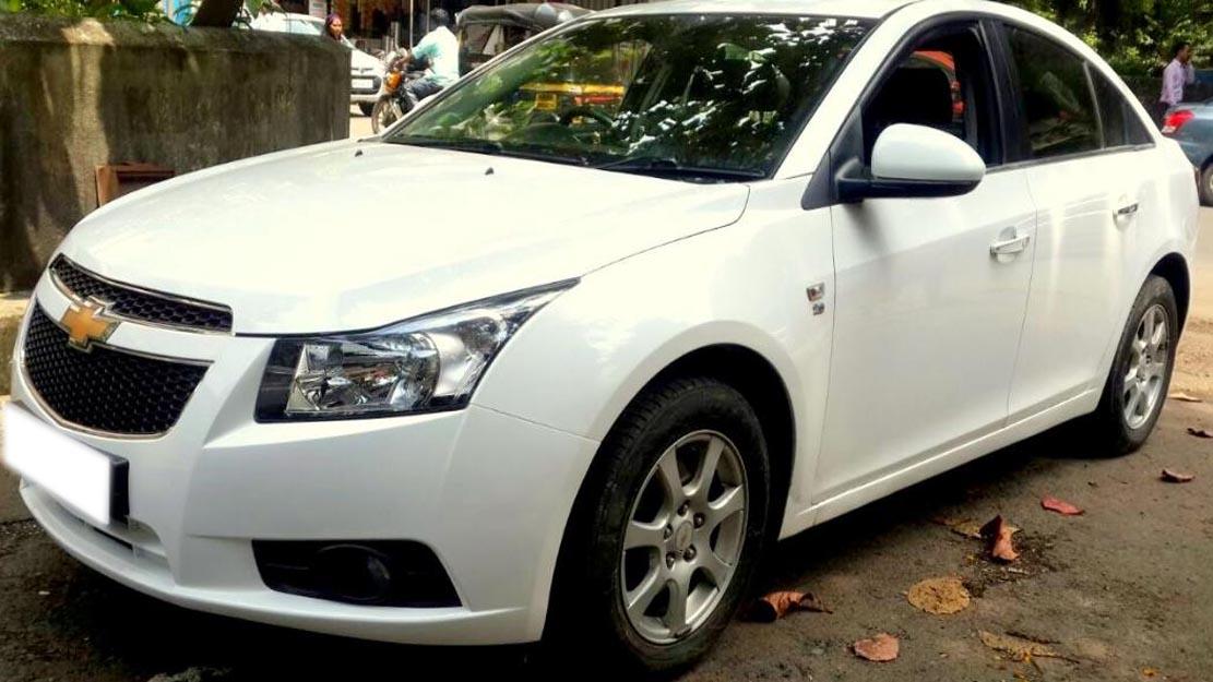 Chevrolet Cruze Car For Sale In Kandivali West Mumbai Used Car
