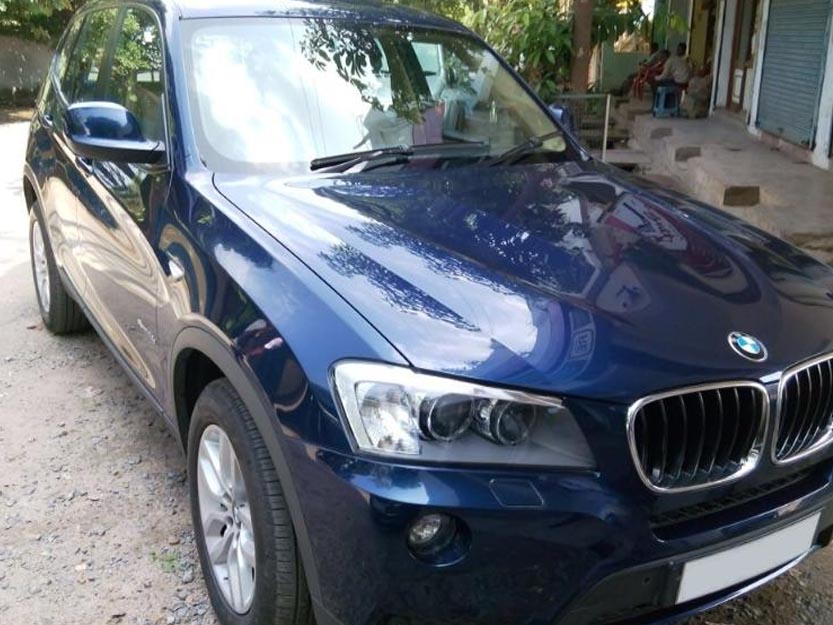 Pre Owned Bmw X3 Car In Bilaspur Used Car In India