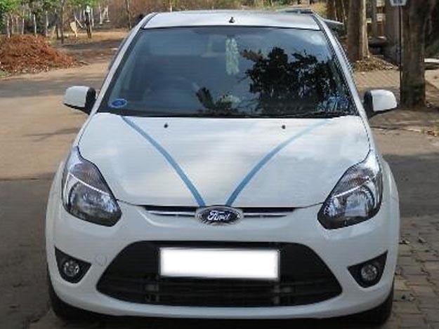 Ford Figo Titanium Diesel Car In Bangalore Used Car In India