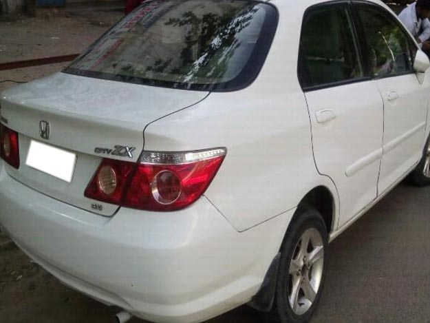 Used Honda City Zx Car In Bilaspur