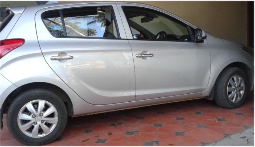 Used Hyundai I20 Asta Car In Kochi