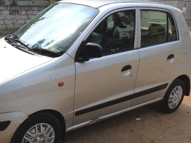 Pre owned Santro xing car for sale in Hyderabad - Used Car