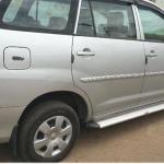 Toyota innova for sale in Tiruchirappalli