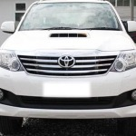 Pre owned toyota fortuner in pune