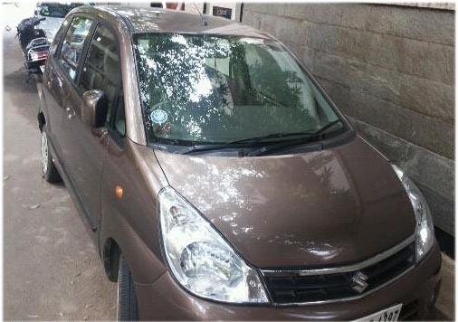Used Maruthi Zen Car In Bangalore