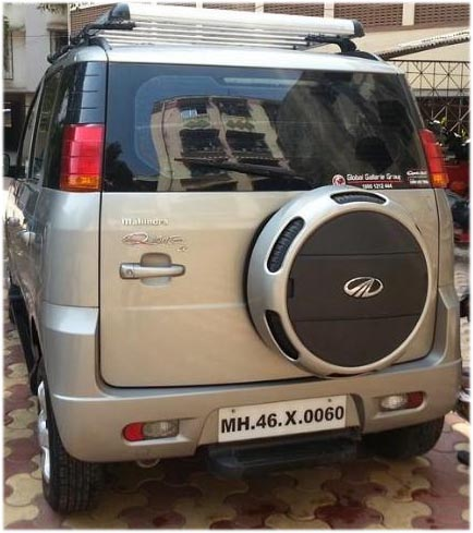 used Mahindra Quanto for sale in Panvel