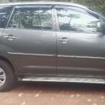 Toyota Innova G4 car for sale in Kayamkulam