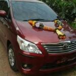 New condition Innova car for sale in Manpada