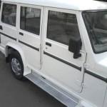 Used Diesel Mahindra Bolero car in beed