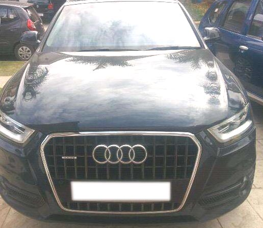 Used Audi Q3 Diesel Car In Bangalore