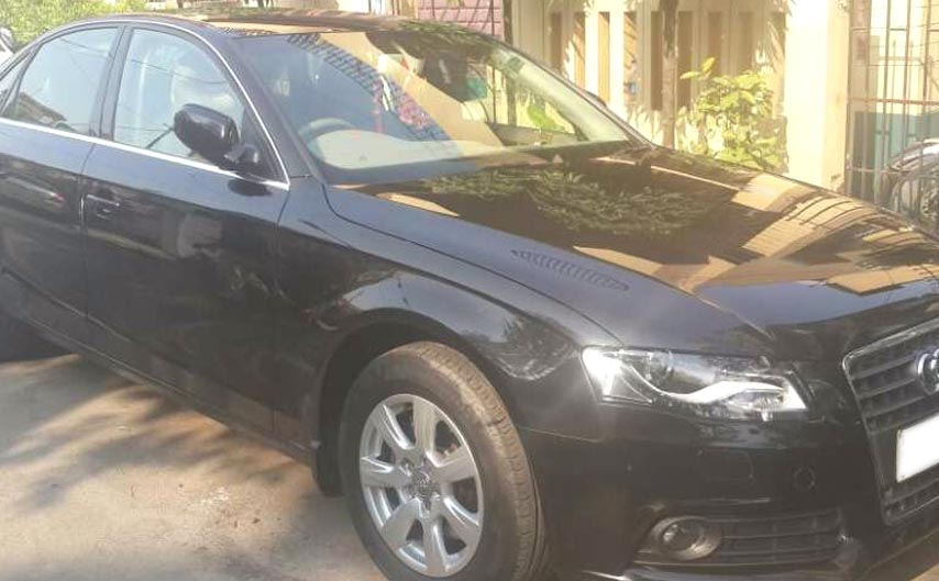 Pre Owned Audi A4 Diesel Car In Secunderabad