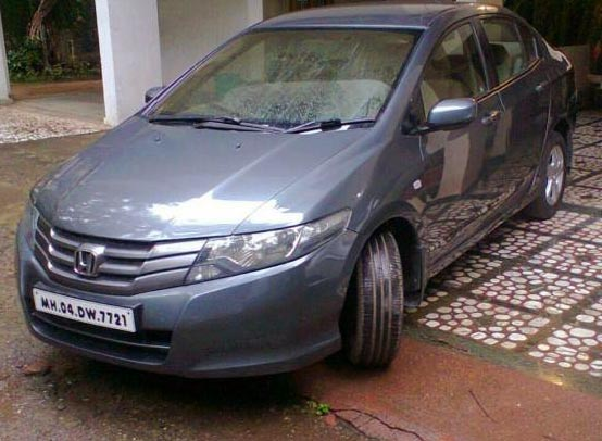 Honda City IVTEC Car