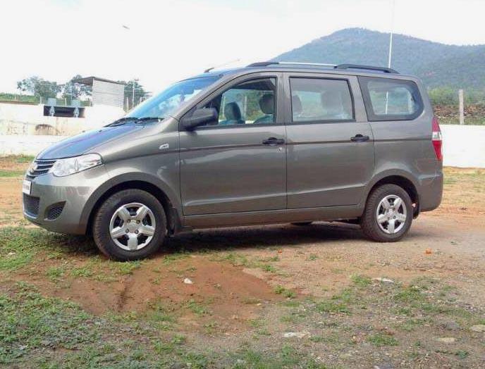 Pre Owned Chevrolet Enjoy Diesel Car In Erode Tn Used